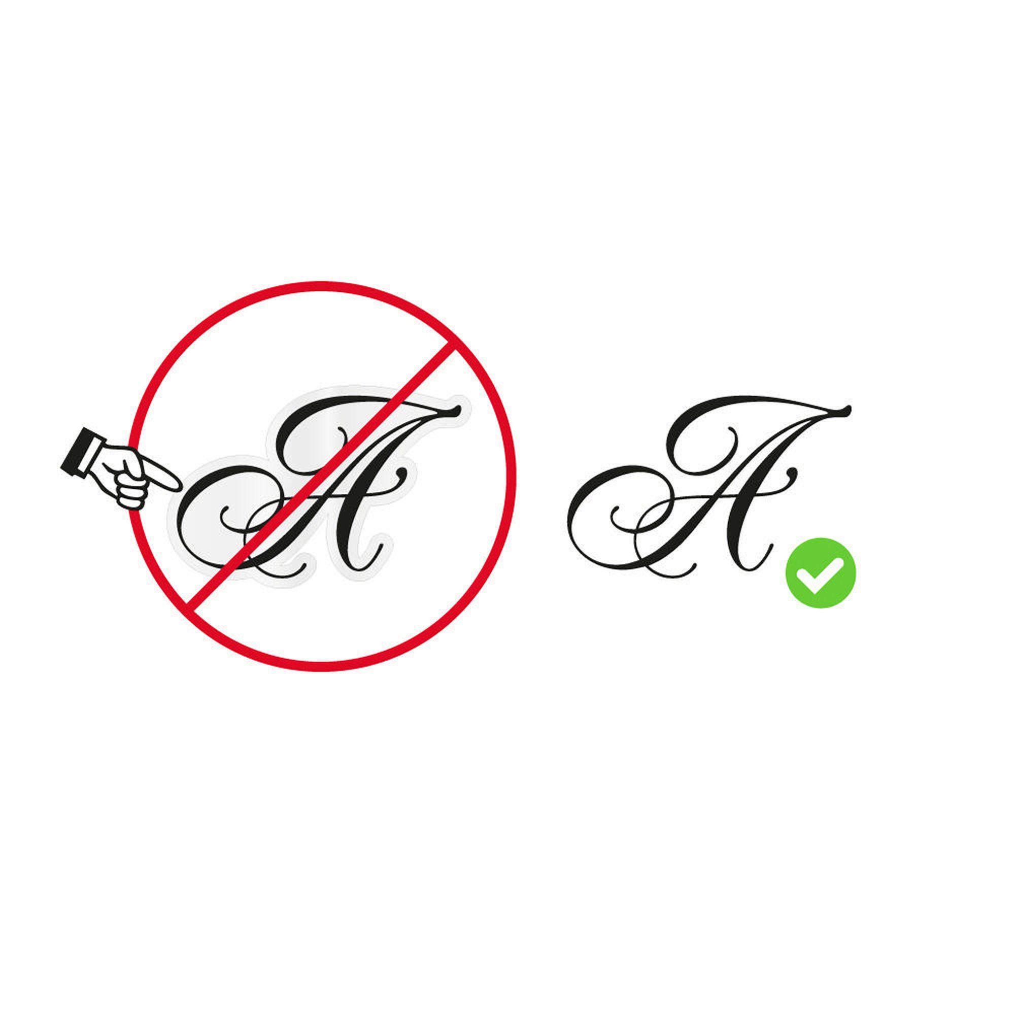 Verschönere kahle Wandflächen mit den tollen dekodino® Wandtattoos!Das Wandtattoo klebt auf nahezu jedem fett-, staub-, latex- und silikonfreien Untergrund, Raufaser (fein bis mittel) und normale Tapeten, Putz (keinen groben) sowie Fliesen.Die Folie klebt nicht auf wasser- oder schmutzabweisendem Anstrich.Haftungsmindernd können angemischte Baumarktfarben wirken, bei denen ein hoher Anteil an Bindemitteln verwendet wurde.Wir empfehlen das Wandtattoo innerhalb von zwei Wochen nach Lieferung anzub