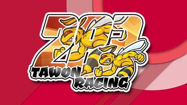 Desain Stiker Racing Untuk Nomor Start Balap Dengan Gambar