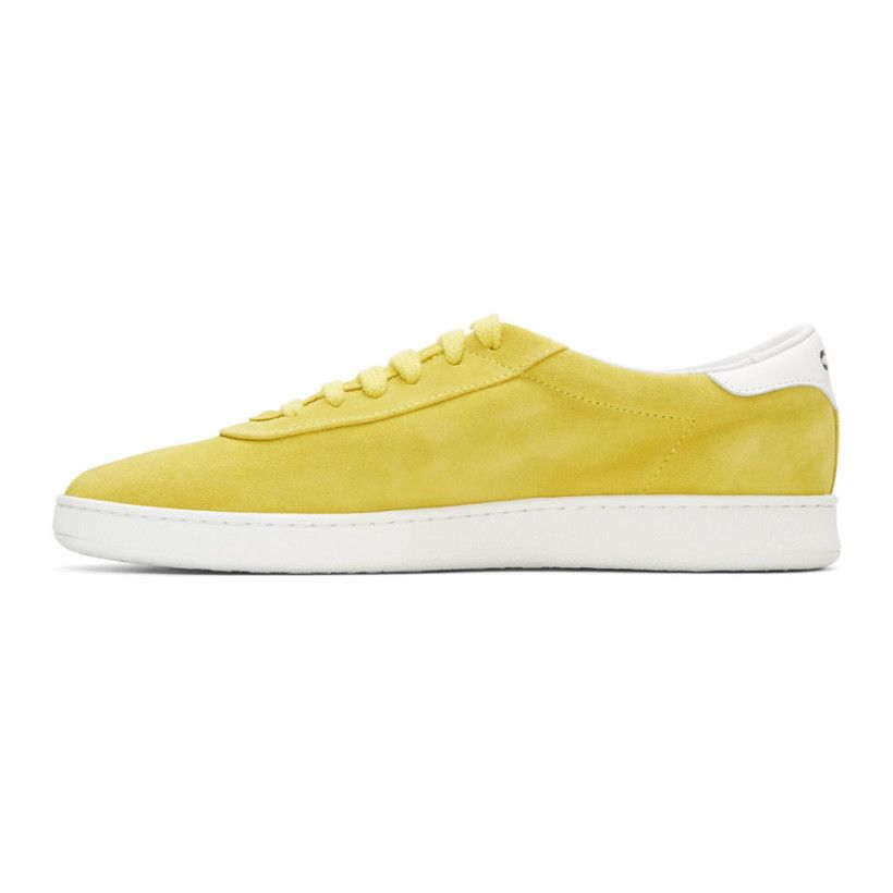 Aprix Yellow Suede APR-002 Sneakers