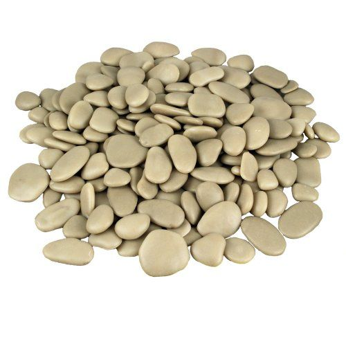 FOR SISTER - Synthetic River Rock - Tan - Over 125 Rocks For Plant Topdressing, Landscaping, Decoration, Crafts & More Polar Planters http://www.amazon.com/dp/B00F8OJFM2/ref=cm_sw_r_pi_dp_770Wub179YHCY