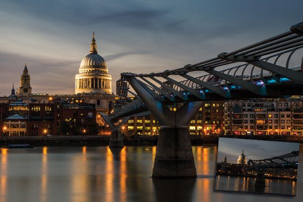 Building Photography Tips 320-gigapixel photo of london shatters world records | night