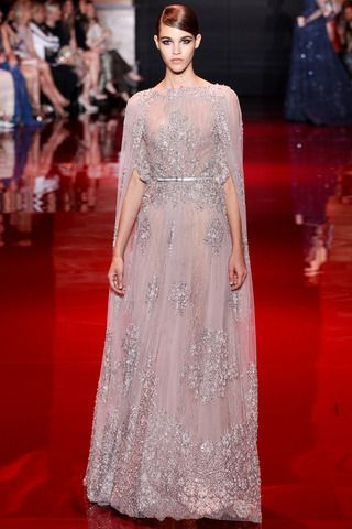 Elie Saab Fall 2013 Couture Collection Slideshow on Style.com