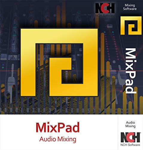 MixPad Multitrack Recording Software for Sound Mixing and
