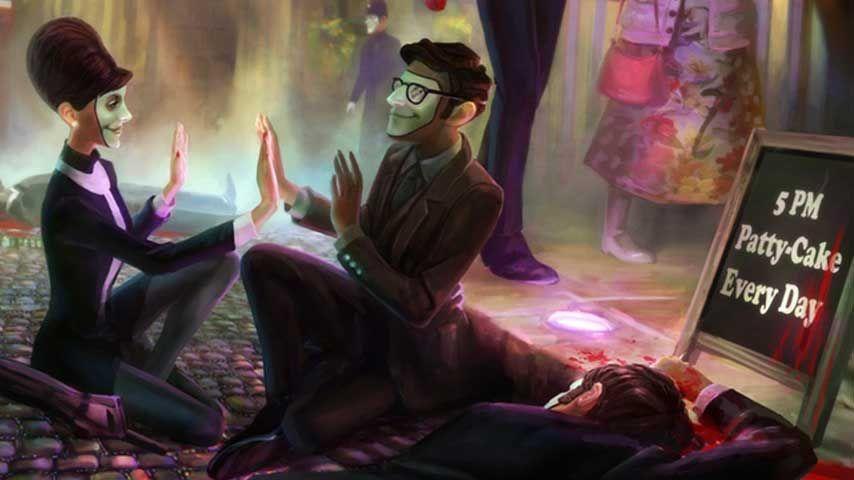 'We Happy Few' Kickstarts a psychedelic dystopia