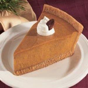 Pumpkin Pie With Graham Cracker Crust Recipe Eagle Brand Pumpkin Pie Pumpkin Pie Graham Crackers