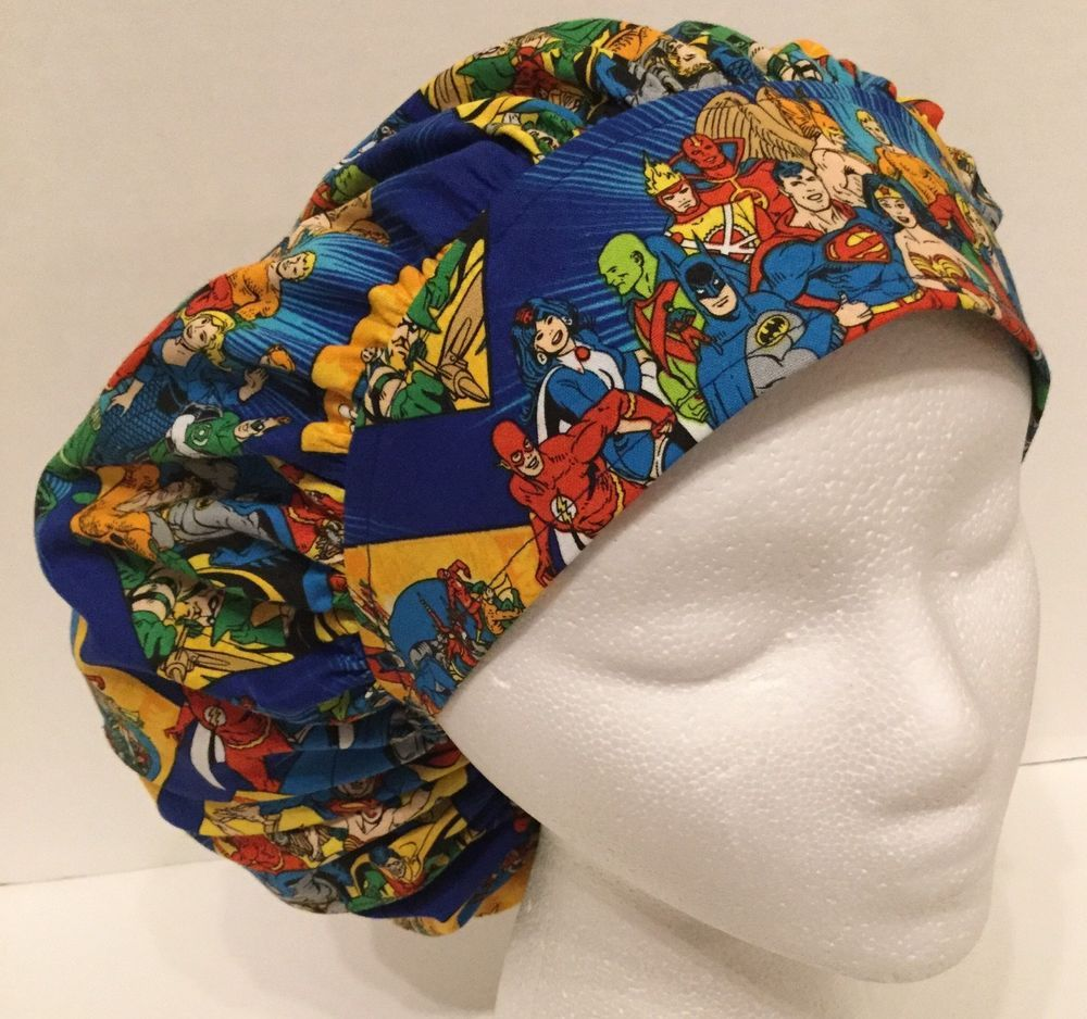 3c14d790be6edf ... wholesale surgery hat medical bouffant or scrub cap. placement of print  will be different on