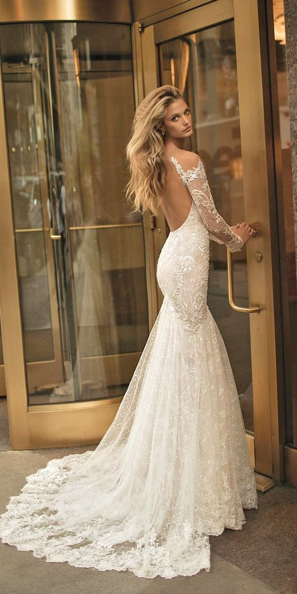 Sexy modern wedding dresses