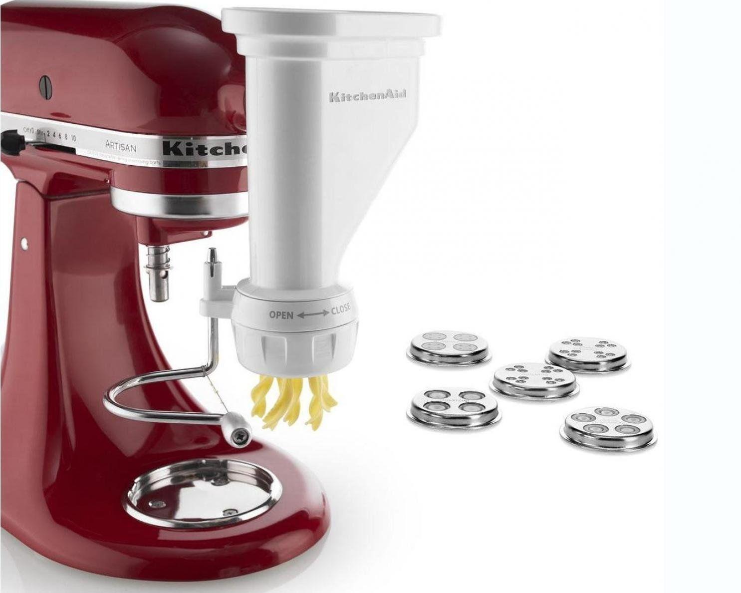 20 Amazing Kitchen Aid Mixer Attachments Kitchenaid Pasta Kitchen Aid Mixer Attachments Kitchen Aid Pasta Attachment