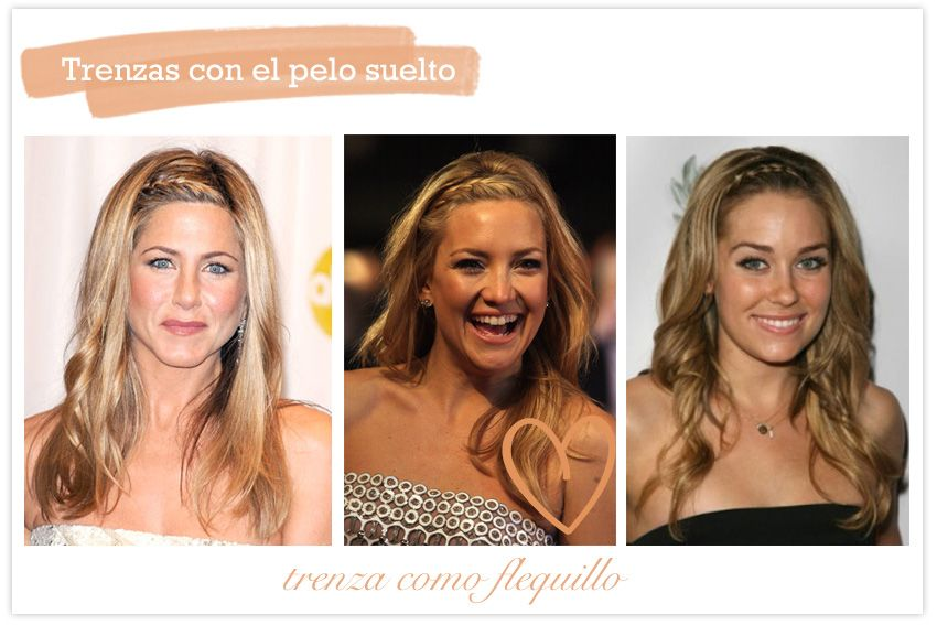 i think Kate Hudson looks the better in this hairstyle than the others :)
