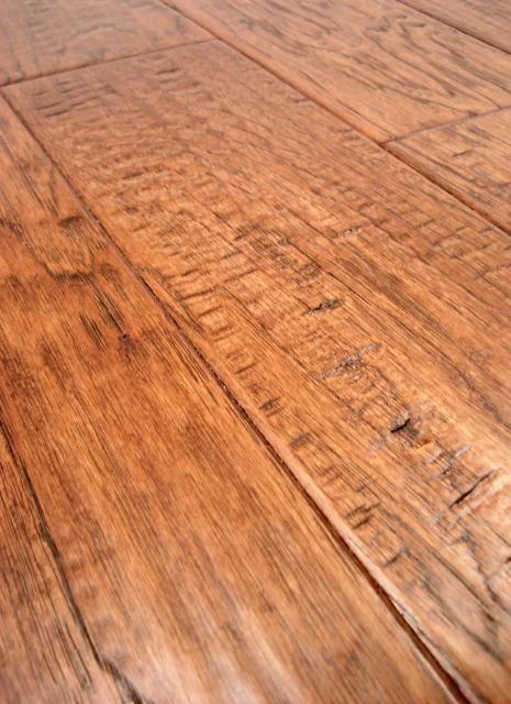 Shaw Floors Hudson Bay Random Width Engineered Hickory Hardwood Flooring in  Copperidge | AllModern | Flooring | Pinterest | Hudson bay and Woods