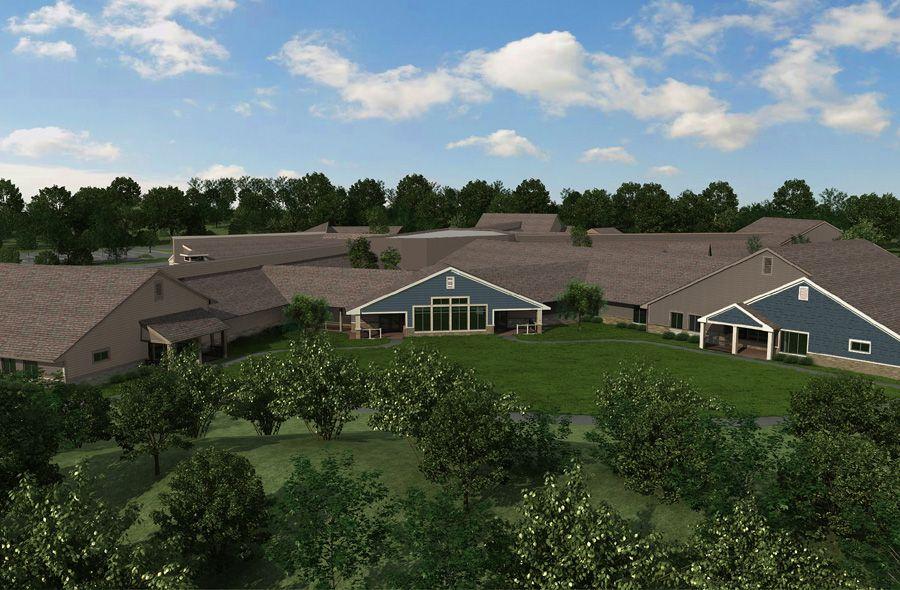 Fairview Manor I Pennsylvania Healthcare design, Health