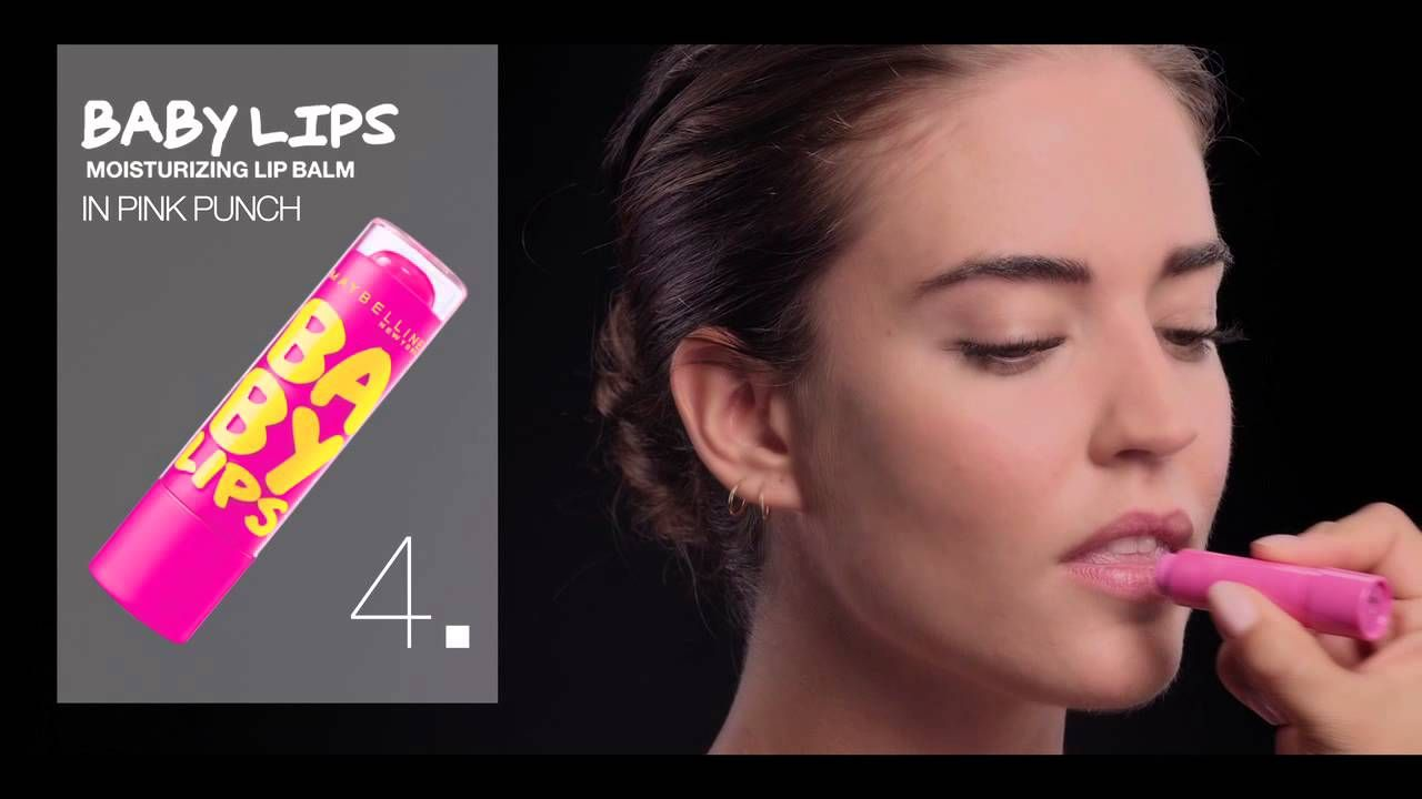 Back to Campus - Stylish and Easy Makeup Tips for School by Maybelline N...
