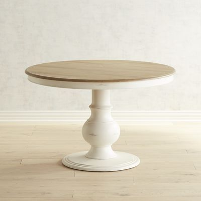 Somehow A Round Dining Table Feels Friendlier Because Everyone Can