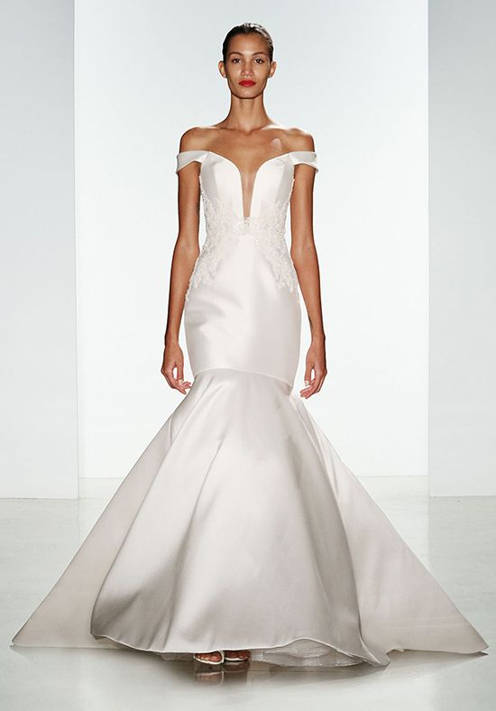 kenneth pool | bridal gown--mermaid/fishtail volume1