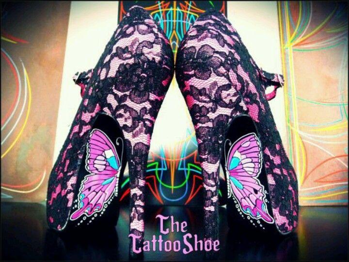 Tatto shoe