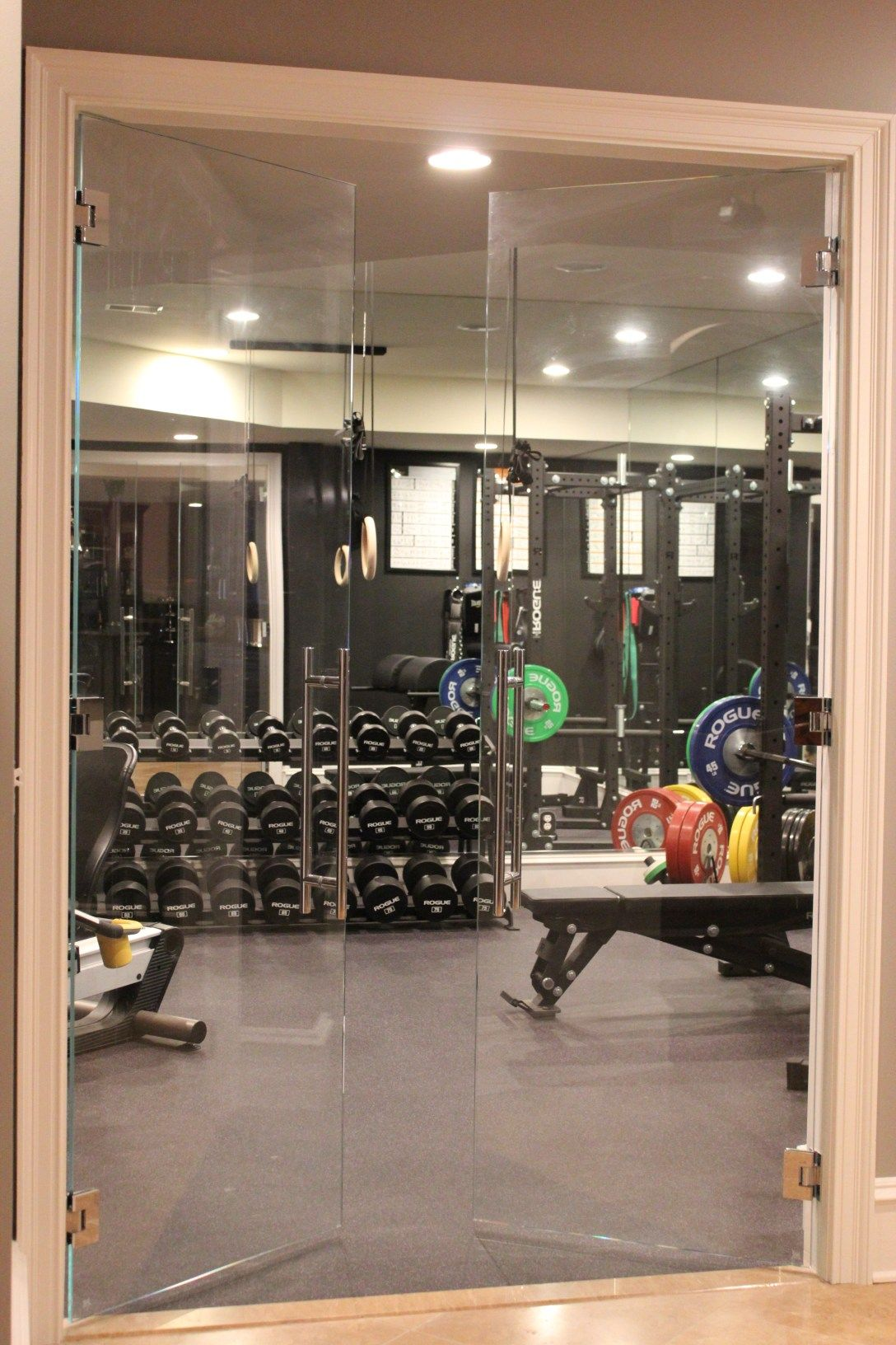 Building The Ultimate Home Gym The Rogue Way Happy Haute Home
