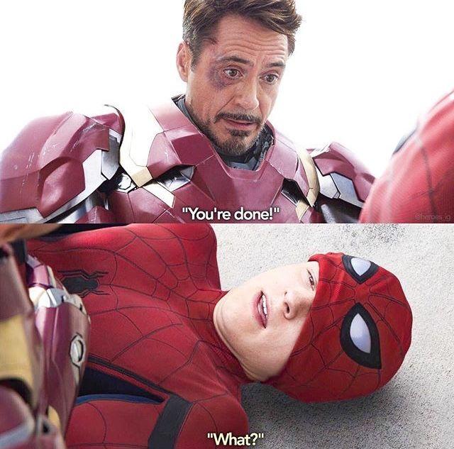 No Need Mrjatt: No Mr. Stark I'm Not Done. I Need To Prove Myself To You