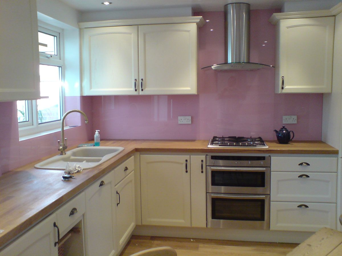 kitchen splashbacks plastic ni uk splashback painted glass ...