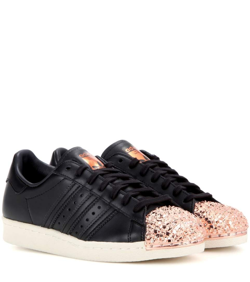 ADIDAS ORIGINALS Superstar 80S Metal Toe Leather Sneakers