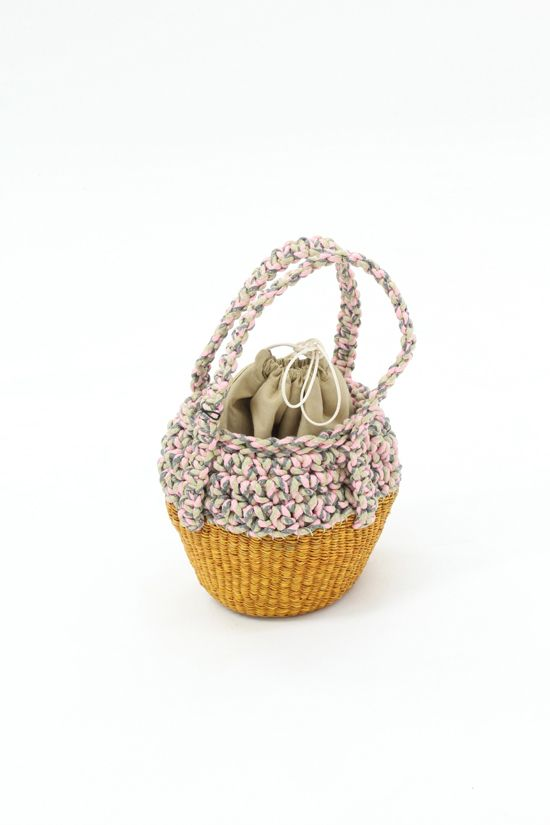Muun Crochet Purse $185. At Beklina