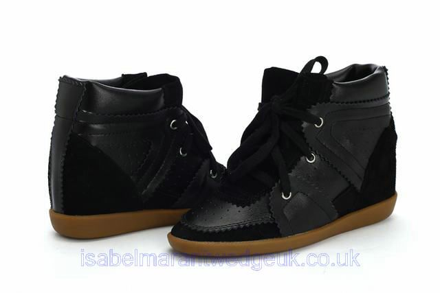 Isabel Marant Betty Leather Trainers