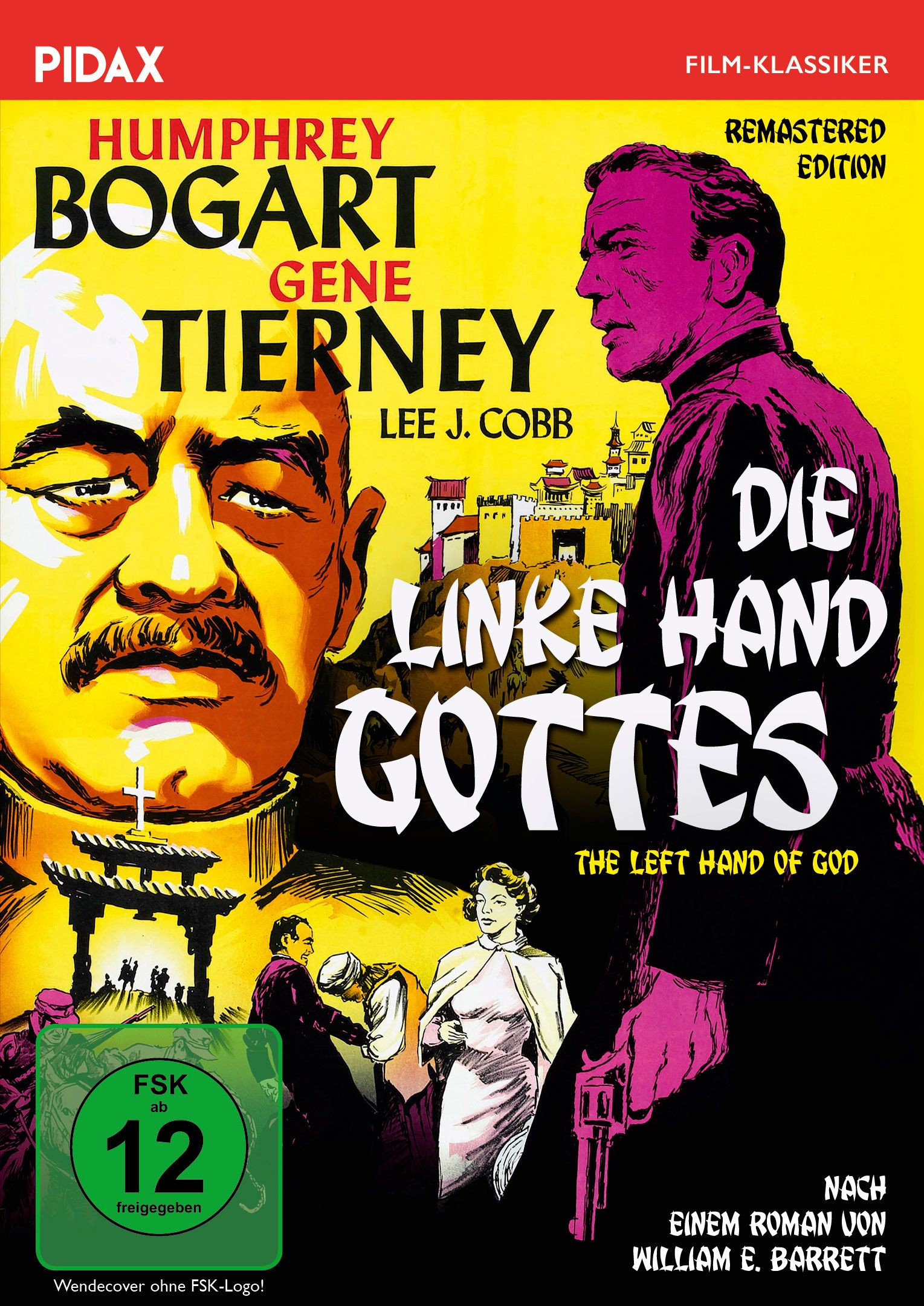 Die linke Hand Gottes (The Left Hand of God) - Remastered | PIDAX ...