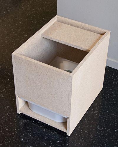 Top entry litter box Critter Care Pinterest Litter box Cat