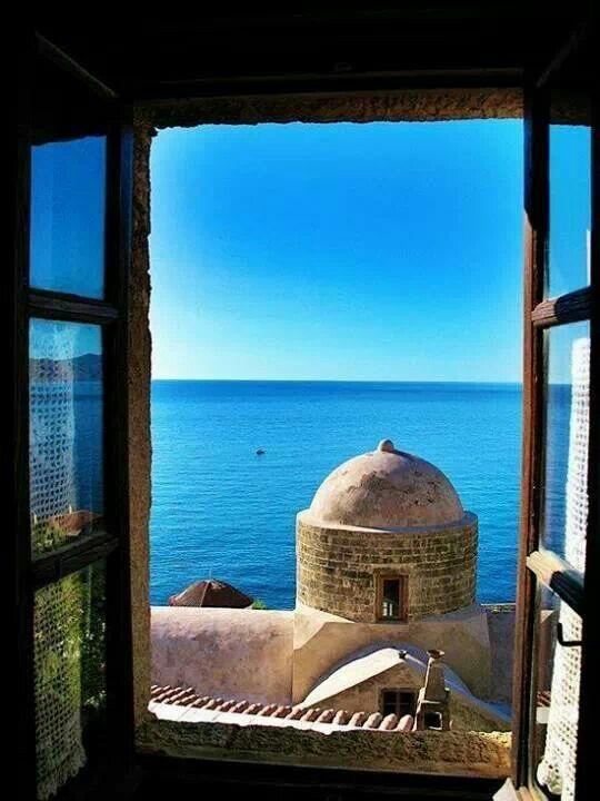 Monemvasia... Sea view