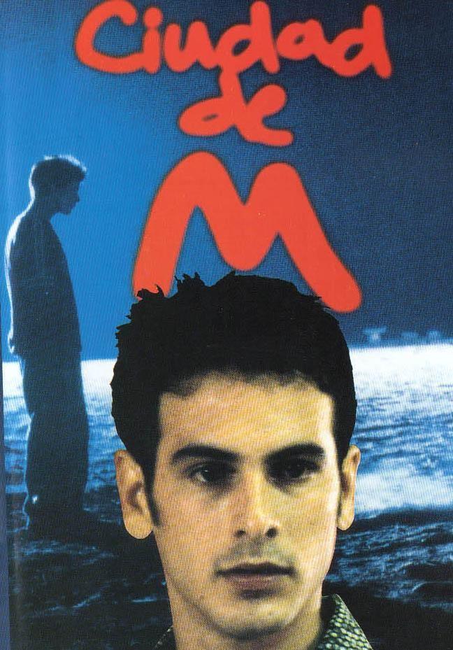 City Of M Ciudad De M 2000 Foreign Movies Cinema Movie Posters