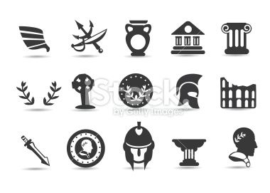 ancient roman symbols of power final project pinterest symbols
