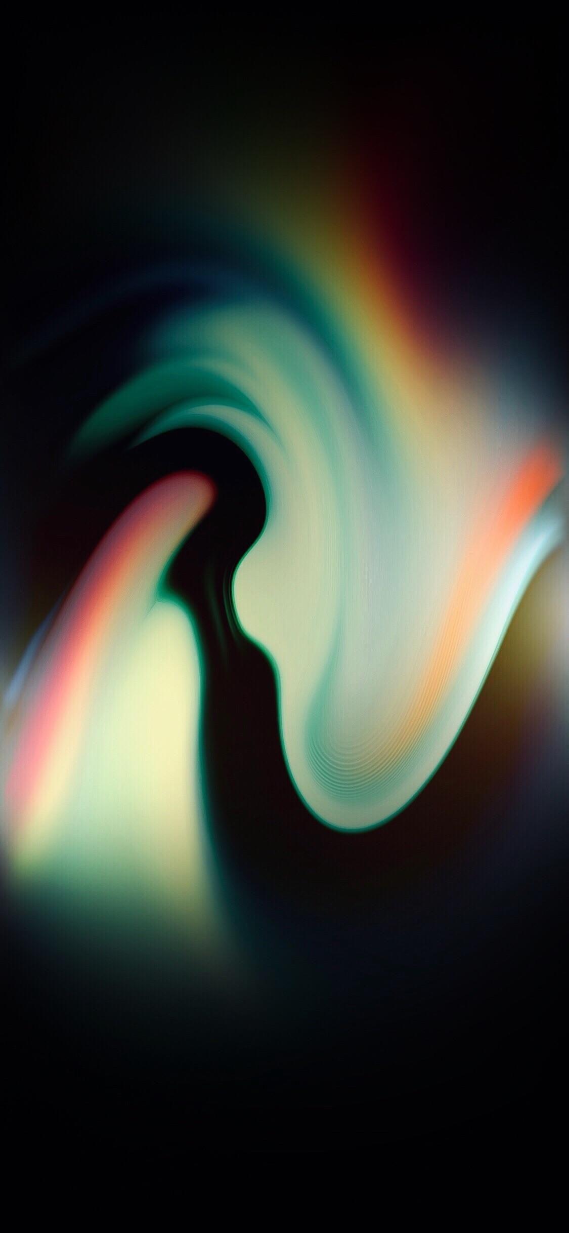 Hypnotic Fluid Dark by AR7 in 2020 Homescreen wallpaper