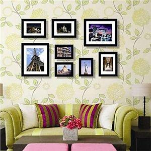 Wand Bilderrahmen-8er Set