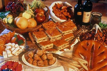 Les treize desserts de noel provence bodegones still life the 13 christmas desserts provence forumfinder Choice Image
