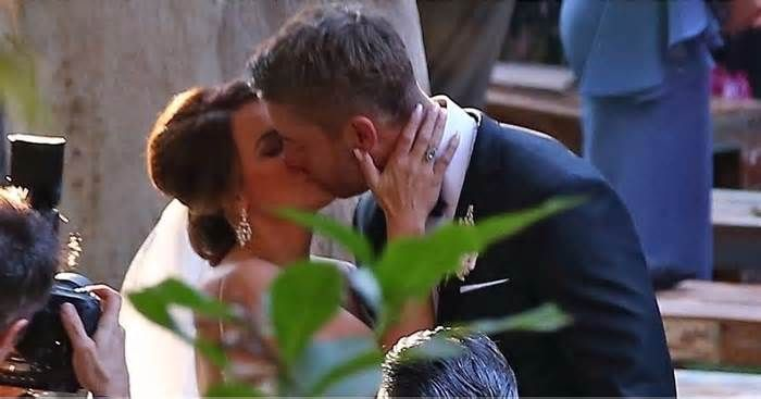 Lindsay And Justin Hartley Wedding
