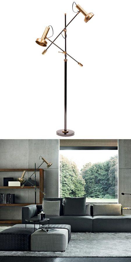 Mid century modern floor lamp milano pinterest modern floor share and get a 10 off coupon code mid century modern floor lamp aloadofball Gallery