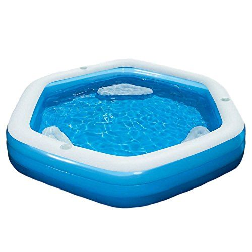 Swimming Pools H2o Go Bestway Hexagon Family Pool Check This