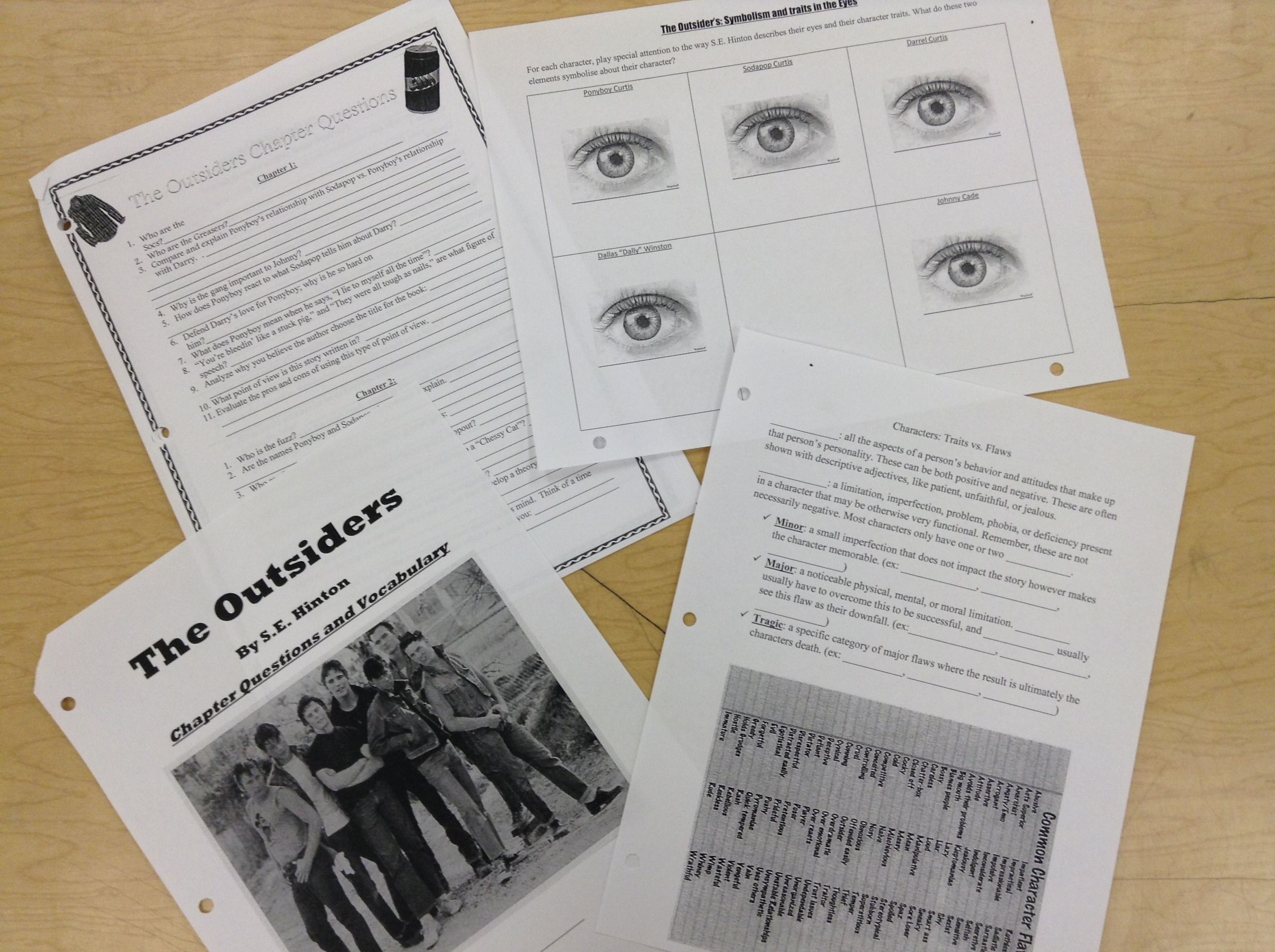 Here Is An Example Of Worksheets That I Created To Go