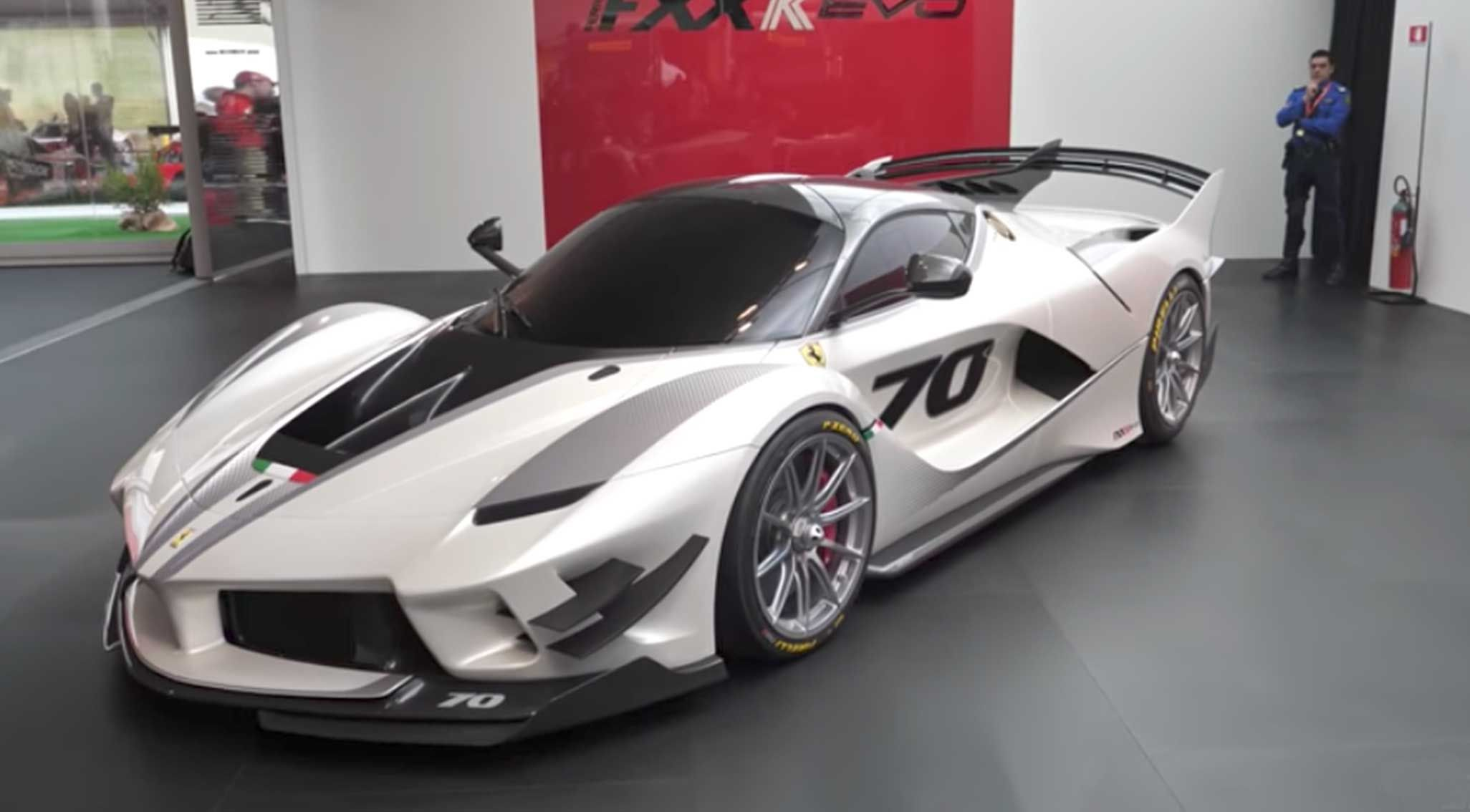 New Ferrari FXX,K Evo The Ultimate Billionaire\u0027s Toy