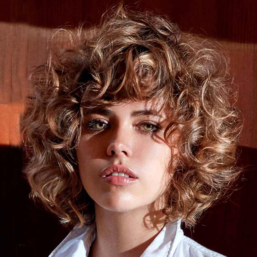 Tagli capelli medi inverno 2020: tendenze in 100 foto in 2020