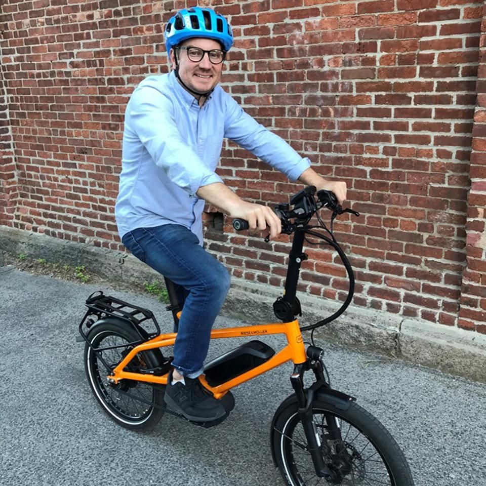 As He Aims To Make Cycling More Accessible Electric Bike Shop