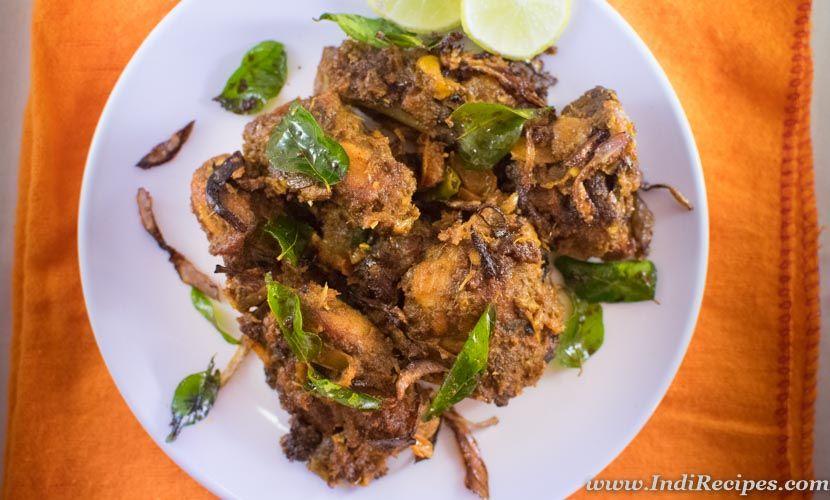 Kerala Style Spicy Chicken Chilli Roast Recipes ...
