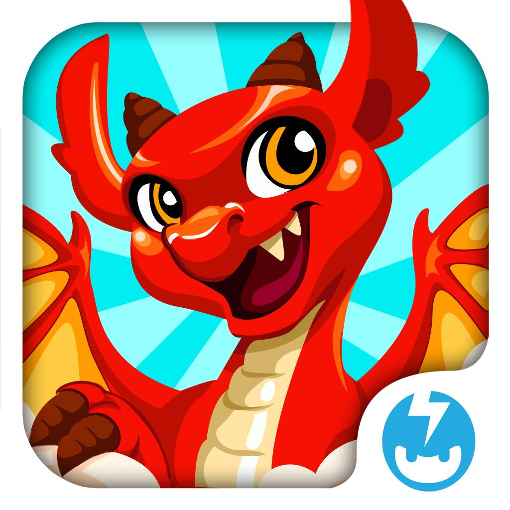 Dragon Story Storm8 / Teamlava New dragon, Cute games