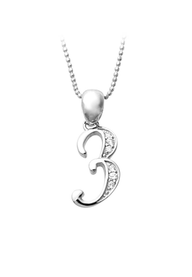 Lovemarkph number 3 silver pendant necklace ln1059 pendant size lovemarkph number 3 silver pendant necklace ln1059 pendant size 1103 x 1708 mozeypictures Images