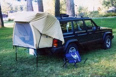 My new Jeep tent! PIC! - JeepForum.com & My new Jeep tent! PIC! - JeepForum.com | jeeps | Pinterest | Jeep ...