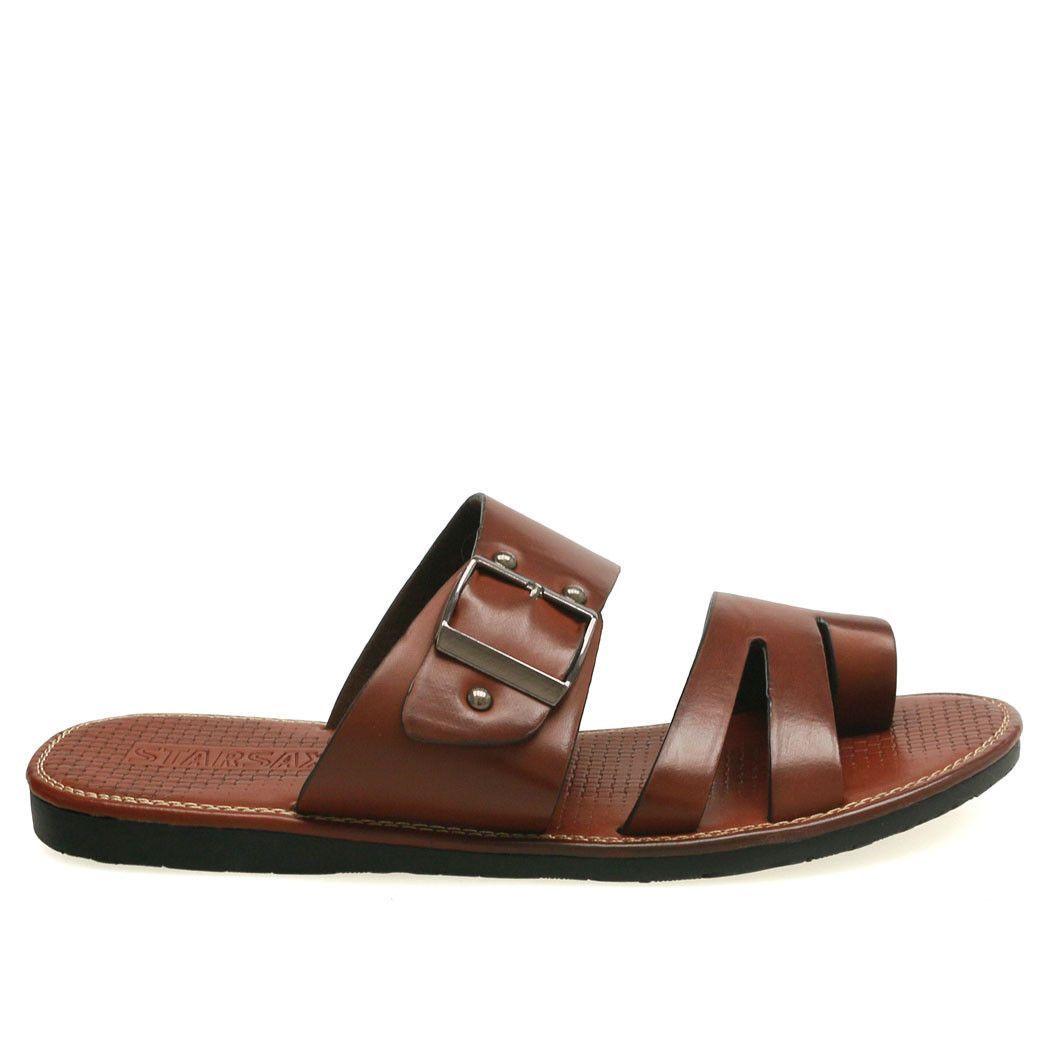 Jerusalem Sandals Men 's Carmel Toe Ring Sandal B016QB08U8