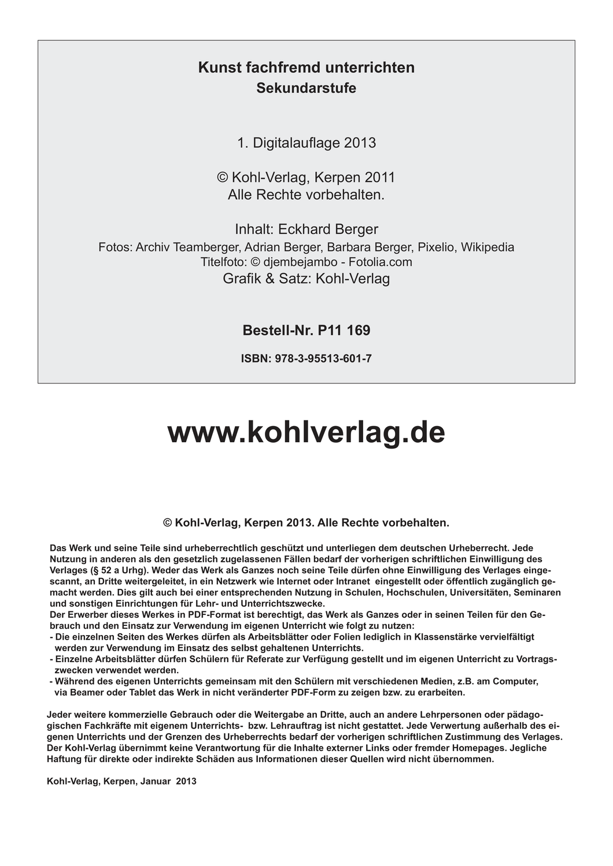 Kunst Fachfremd Unterrichten Sekundarstufe Unterrichtsmaterial Im Fach Kunst Unterrichten Sekundarstufe Grundschule