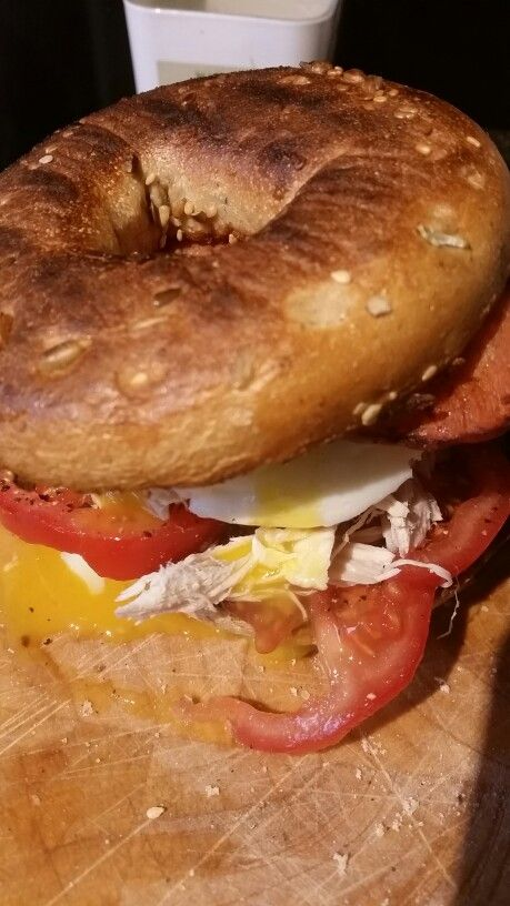 Build up Bagel