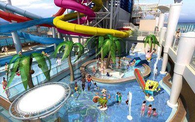 Norwegian Breakaway Reaches New Heights With ThreeStory Sports - Norwegian breakaway cruise ship