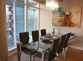 Yaletown Vancouver Furnished Apartment Rental At The Mark U2013 Gorgeous 2  Bedroom, 2 Bathroom Corner