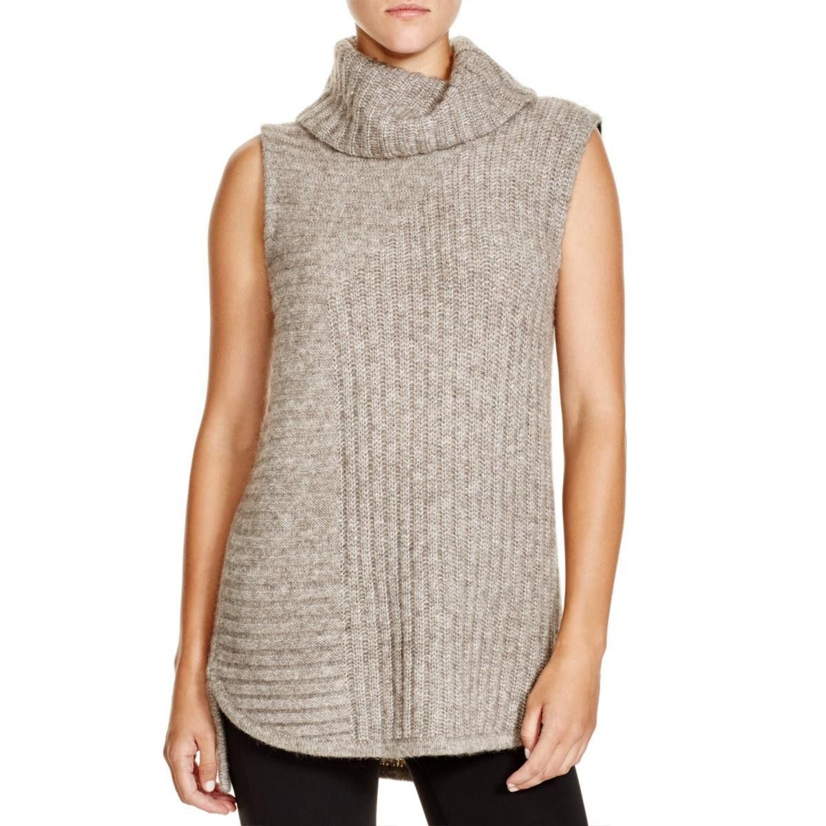 Womens Beylor T Knit Ribbed Sweater Vest | Products